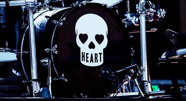 Heart at Thunder Valley Outdoor Amphitheater | Lincoln, California | 9/18/2015 (Concert Review + Photos)