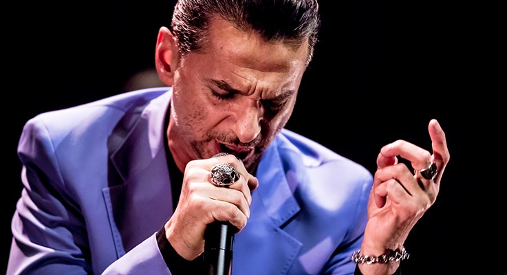 A Special Evening with Dave Gahan & Soulsavers at The Theatre at Ace Hotel | Los Angeles, California | 10/19/2015 (Concert Review + Photos)