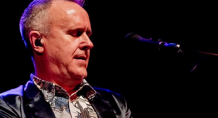 Howard Jones (The Songs, The Piano, and The Stories) at City Winery Napa | Napa, California | 10/9/2015 (Concert Review + Photos)