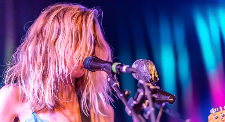 Wolf Alice at The Chapel | San Francisco, California | 10/15/2015 (Concert Review + Photos)