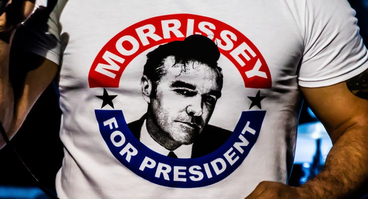 Morrissey at The Masonic | San Francisco, California | 12/29/2015 (Concert Review + Photos)