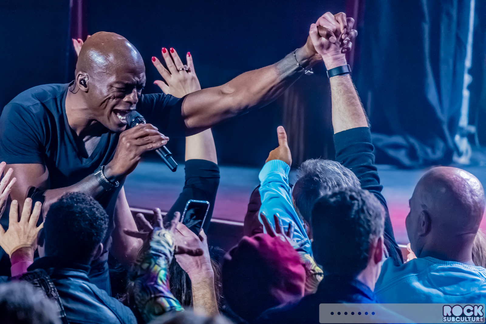 Seal at The Fox Theater   Oakland, California   2/5/2016 (Concert