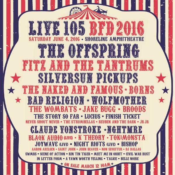 Live-105-BFD-2016-Line-Up-CBS