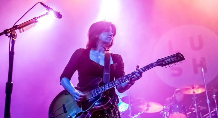 Lush at The Warfield | San Francisco, California | 4/24/2016 (Concert Review + Photos)