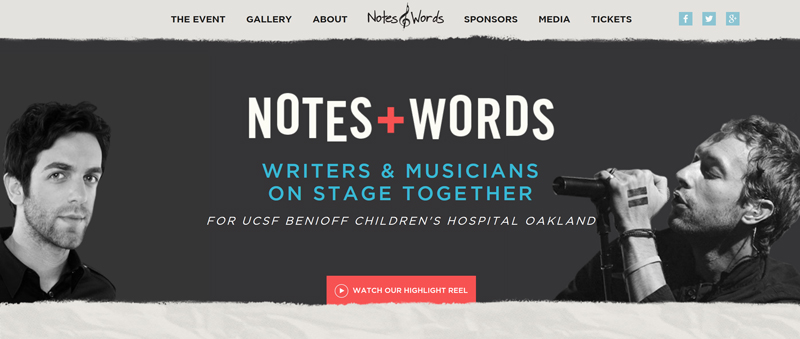 Notes-&-Words-2016-Benefit-For-UCSF-Benioff-Children's-Hospital-Oakland-Fox-Theater-Chris-Martin-Coldplay-Portal-Tickets
