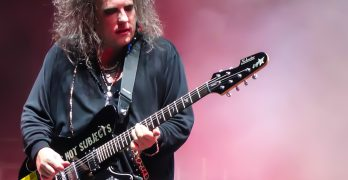 "The Cure Tour 2016 To ""Explore 37 Years of Cure Songs…"" While Traveling The World"