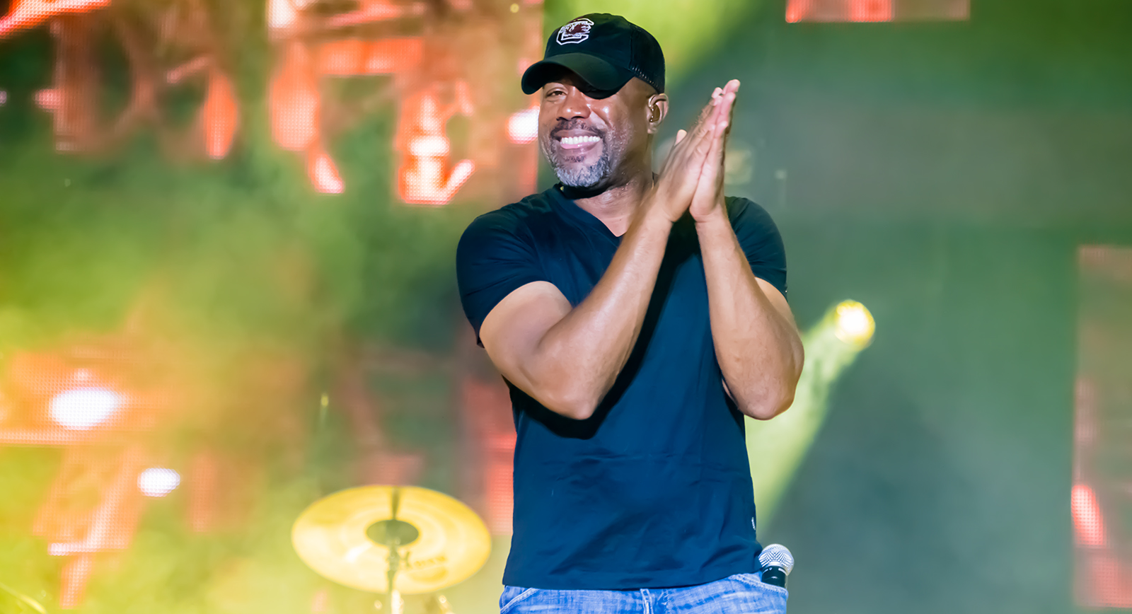 Darius Rucker At Ironstone Amphitheatre Murphys California 714