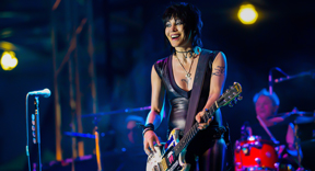 "August Brings Joan Jett & the Blackhearts and ""Rock Hall Three for All"" Tour To California"