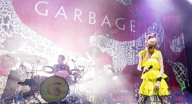Garbage at The Masonic | San Francisco, California | 9/24/2016 (Concert Review + Photos)