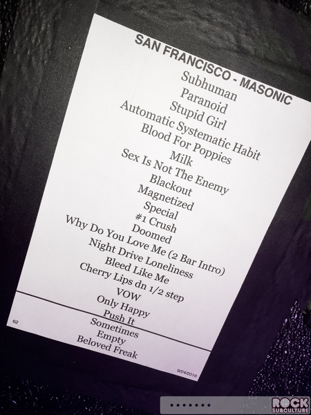 garbage-2016-tour-setlist-san-francisco-masonic-concert-review-x600
