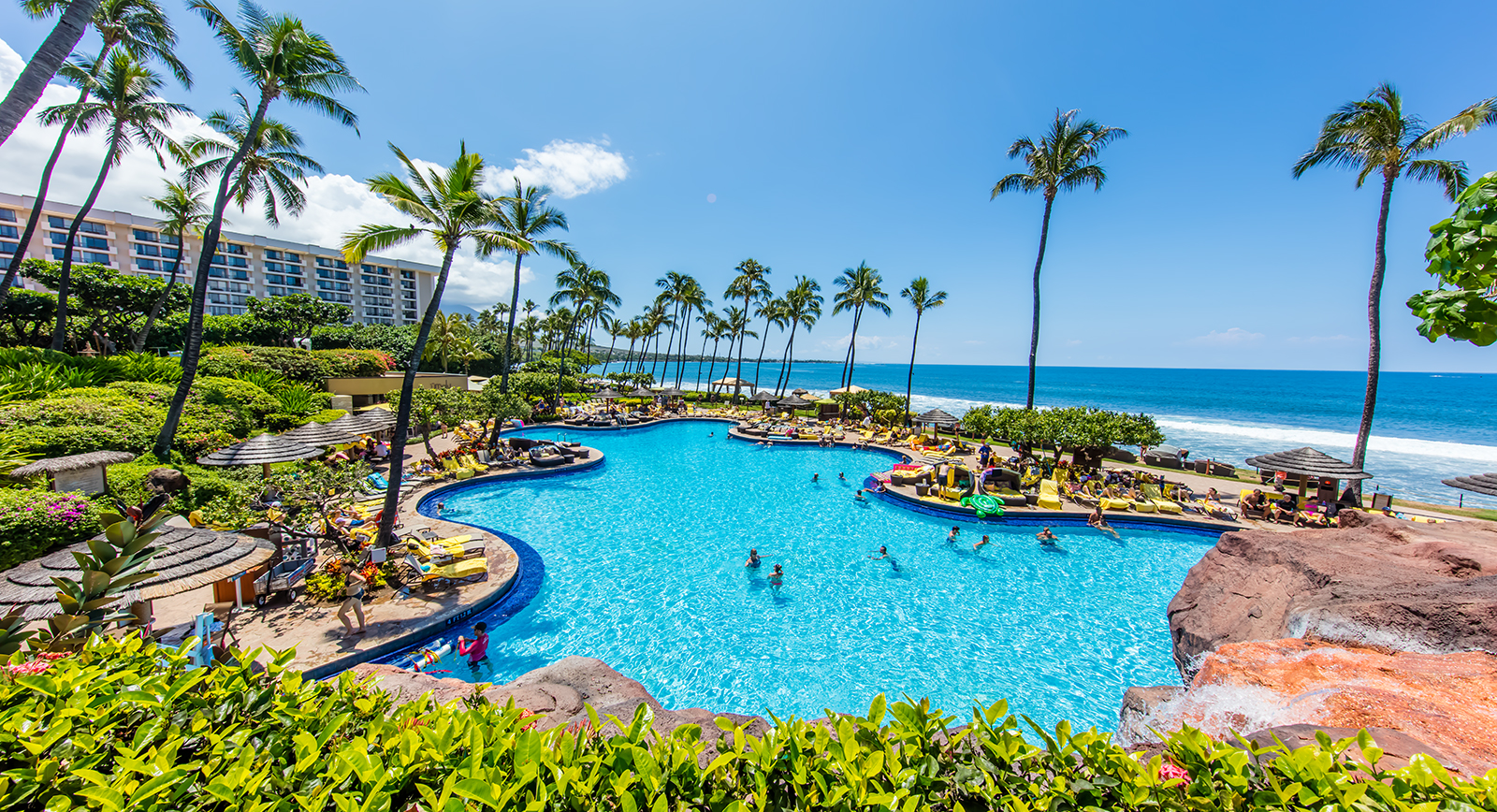 Hyatt Maui Travel Hotel Review Photos 2016