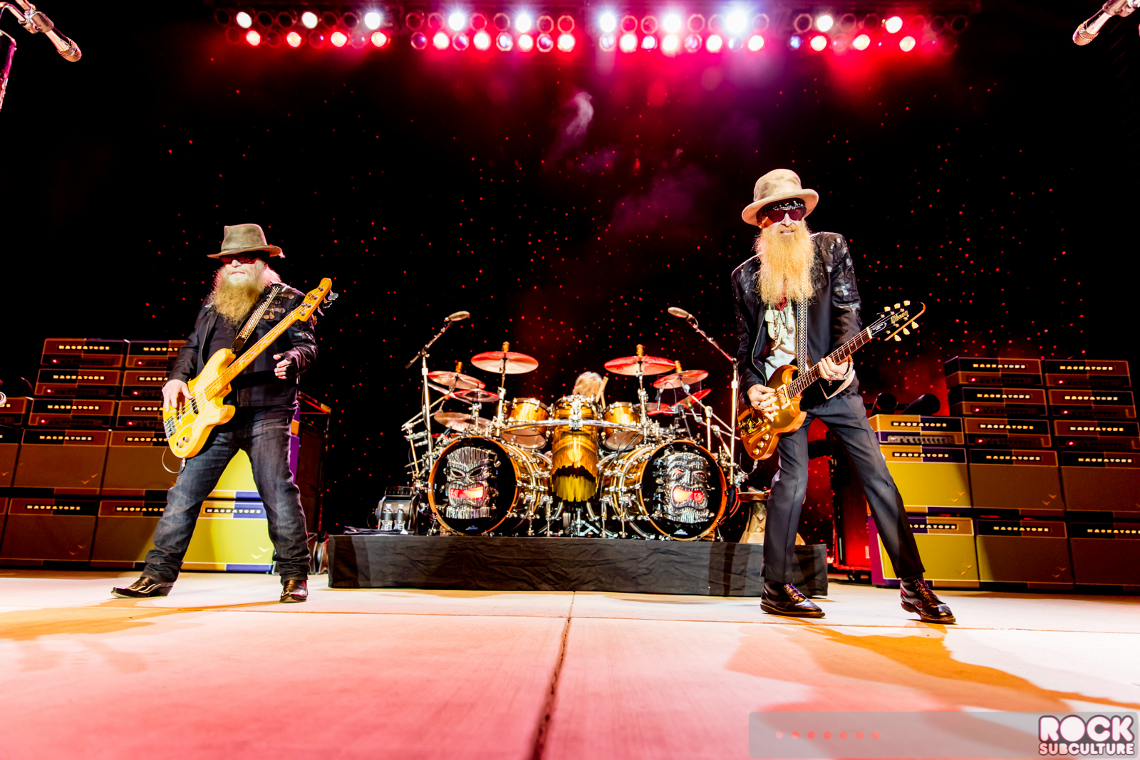 ZZ Top at Ironstone Amphitheatre