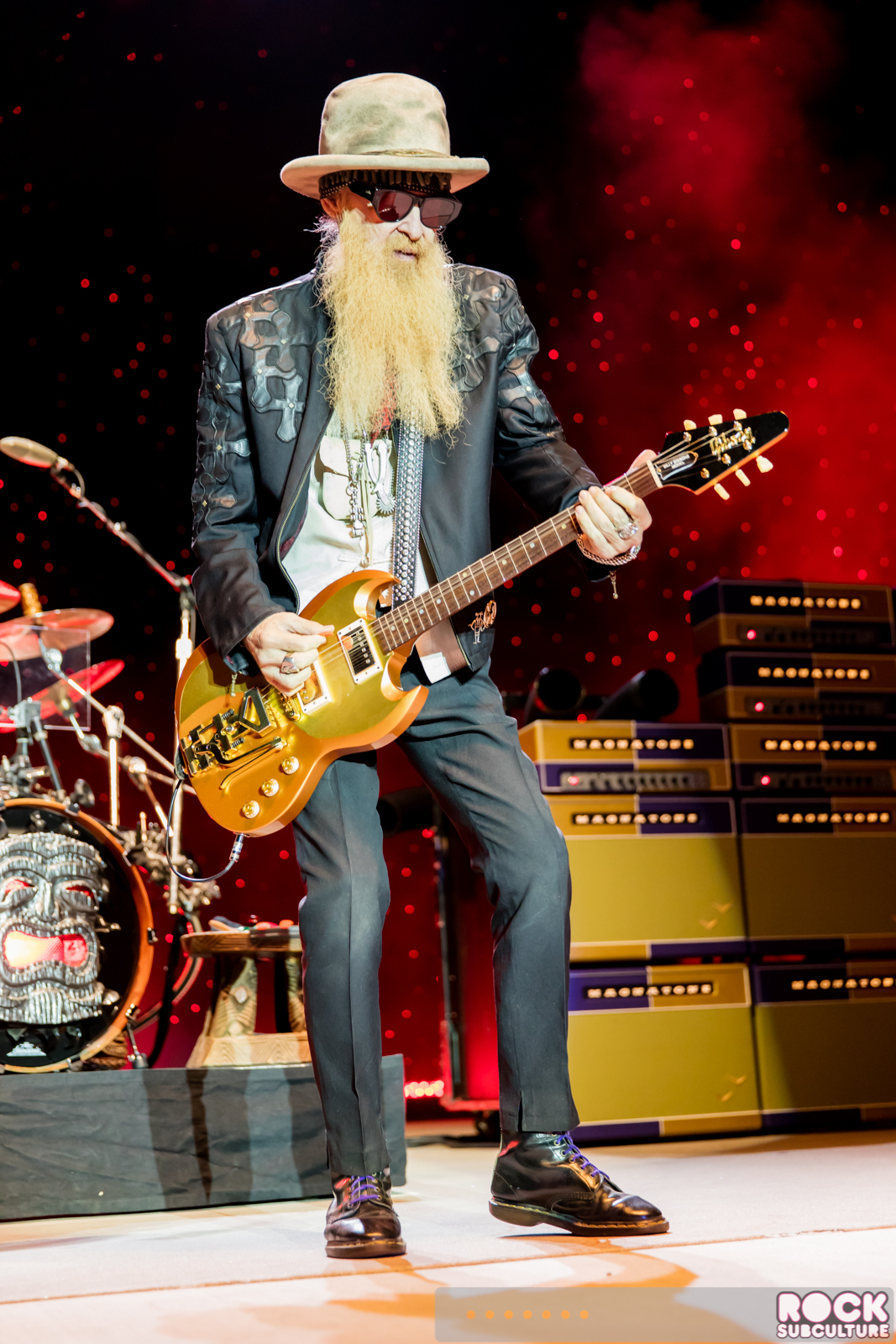 2016 Top 10 Smb Business Issues It Priorities It: ZZ Top At Ironstone Amphitheatre