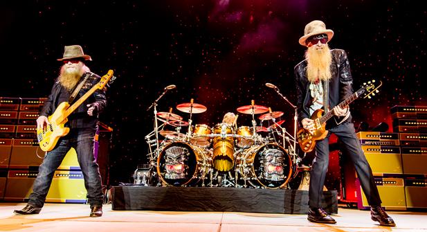 ZZ Top at Ironstone Amphitheatre | Murphy's, California | 9/30/2016 (Concert Review + Photos)