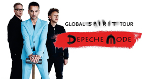 Depeche Mode's Global Spirit Fall 2017 North American Tour