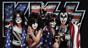 "KISS ""Freedom To Rock"" Tour Coming To Grand Theatre at Grand Sierra Resort & Casino in Reno on April 21st"