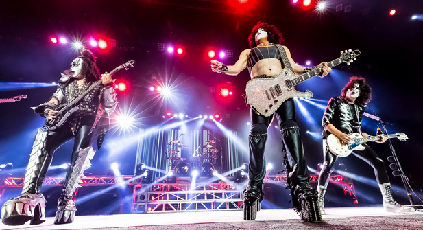 KISS at Grand Theatre at Grand Sierra Resort & Casino | Reno, Nevada | 4/21/2017 (Concert Review + Photos)