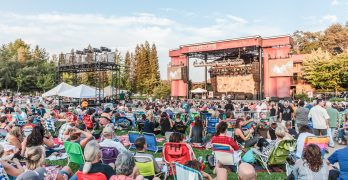 Richter Entertainment Group's 2017 Summer Concert Season Line-Up at Ironstone Amphitheatre