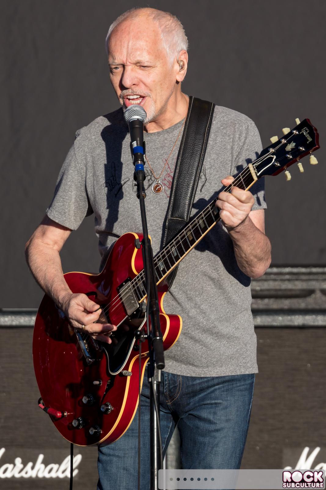 Steve Miller Band And Peter Frampton Tour
