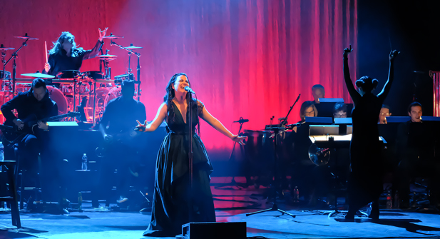 "Evanescence ""Synthesis Live with Orchestra"" at Grand Theatre at Grand Sierra Resort & Casino 