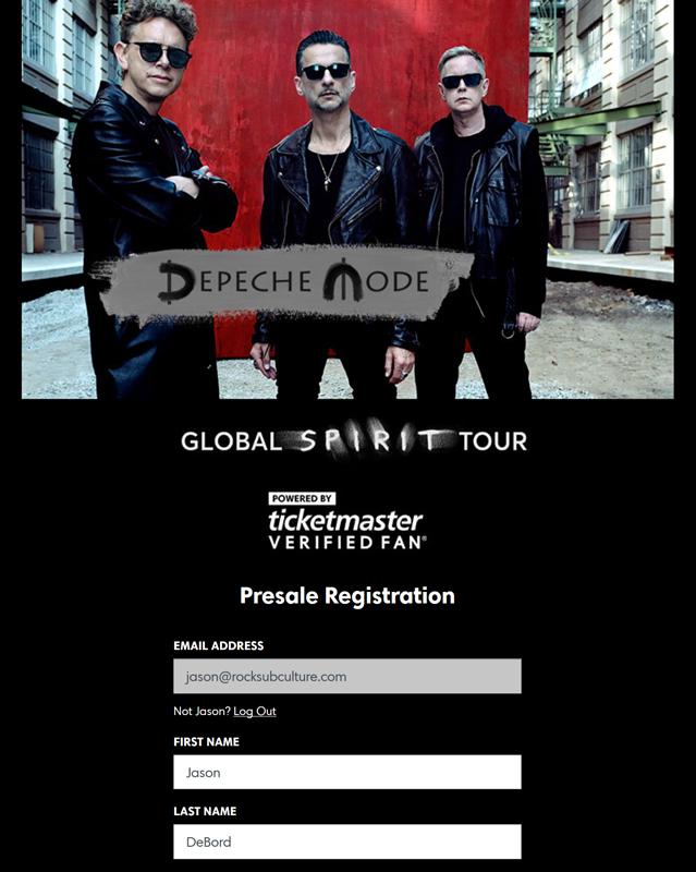 Depeche Mode - Tour Of The Universe. December 13th, 2009. Birmingham, UK