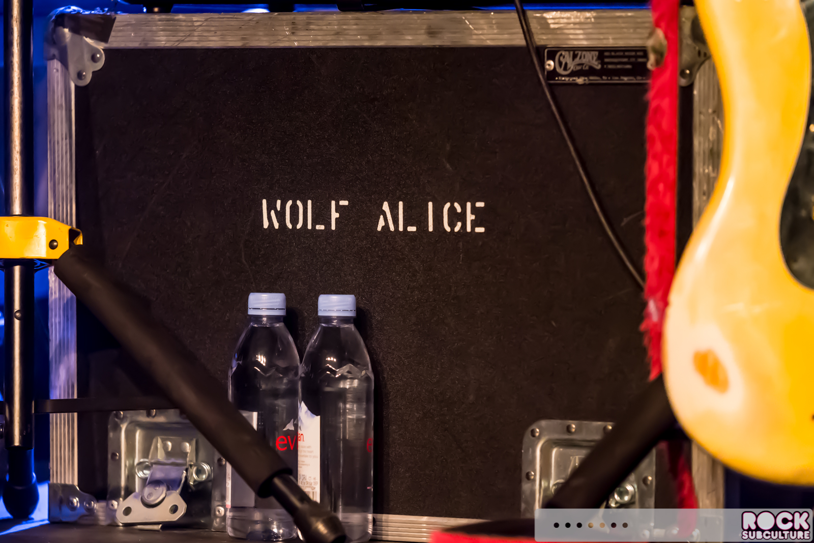 Wolf alice at ace of spades sacramento california 3172018 jason debord m4hsunfo