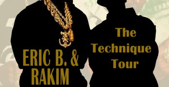 Eric B. & Rakim Kicking Off First Tour in Two Decades – The Technique Tour