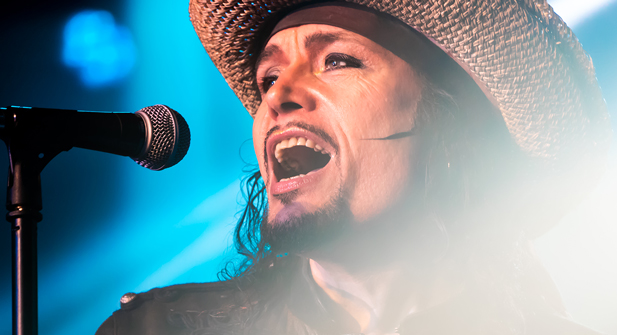 Adam Ant at Silver Legacy Resort Casino | Reno, Nevada | 8/4/2018 (Concert Review + Photos)