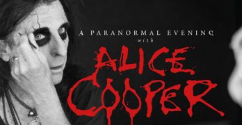 Alice Cooper's Fall Paranormal Tour Underway, Hitting North America in August, September, October