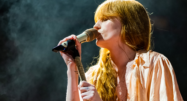 Florence + the Machine at Harvey's Outdoor Arena | Stateline, Nevada | 8/9/2018 (Concert Review + Photos)
