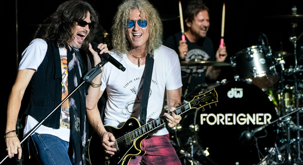 Foreigner at Ironstone Amphitheatre | Murphys, California | 7/28/2018 (Concert Review + Photos)