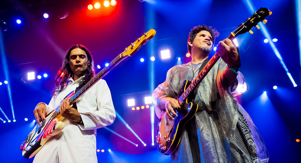 Thievery Corporation at Grand Theatre at Grand Sierra Resort & Casino | Reno, Nevada | 9/4/2018 (Concert Review + Photos)