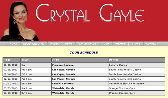Crystal-Gayle-North-American-Australia-Tour-2013-US-Dates-Details-Tickets-Sale-Concert-Portal