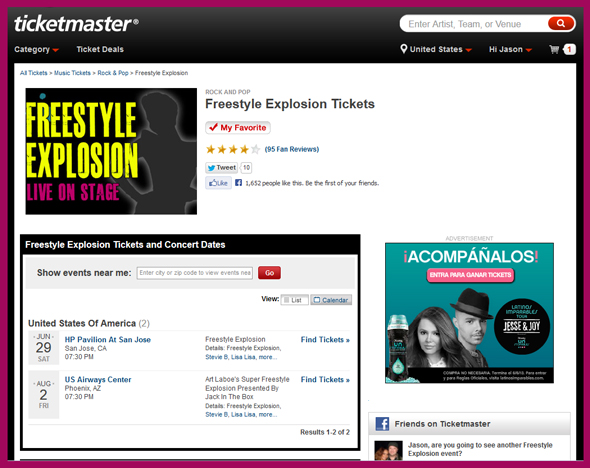 Super-Freestyle-Explosion-Tour-2013-HP-Pavilion-Dates-Details-Tickets-Sale-Concert-Stevie-B-Lisa-Lisa-Expose-Debbie-Deb-Shannon-Pretty-Poison-Stacey-Q