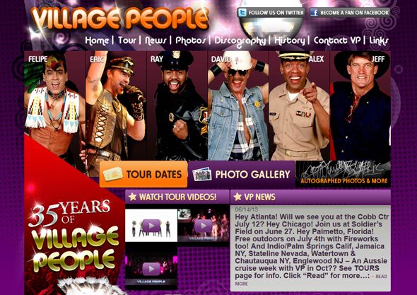 Village-People-KC-and-the-Sunshine-Band-North-American-Tour-2013-US-Dates-Details-Tickets-Pre-Sale-Concert-Portal
