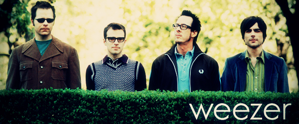 Weezer S North American Tour Dates Through To The Next