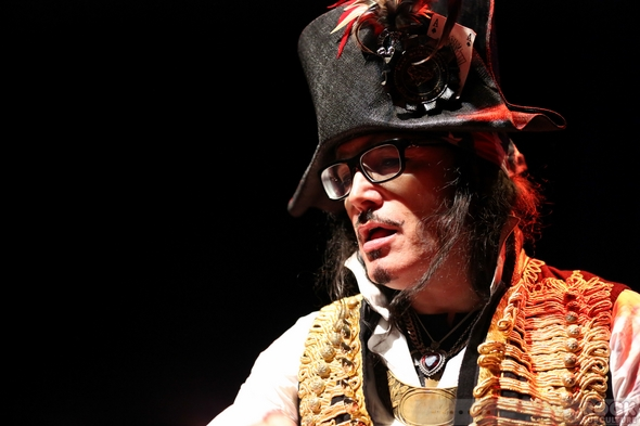 Adam-Ant-North-America-Tour-2013-Concert-Review-Photos-San-Diego-Balboa-Theatre-July-17-Rock-Subculture-PRIMA-DONNA-RSJ