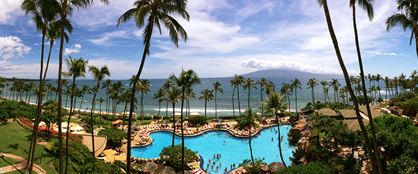 Hotel Resort Review Hyatt Regency Maui Spa Lahaina Hawaii Revisit