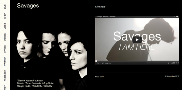 Savages-Band-London-North-American-World-Tour-2013-US-Dates-Details-Tickets-Pre-Sale-Concert-Portal