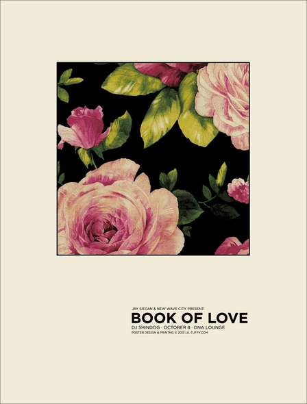 Book-of-Love-The-Band-2013-Tour-Concert-Review-DNA-Lounge-San-Francisco-California-Poster-RSJ