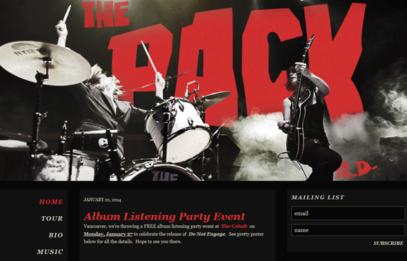 The-Pack-AD-Do-Not-Engage--2014-Concert-Announcement-Schedule-US-North-American-Tour-Dates-Music-Tickets-Pre-Sale-Cities-Calendar-Portal