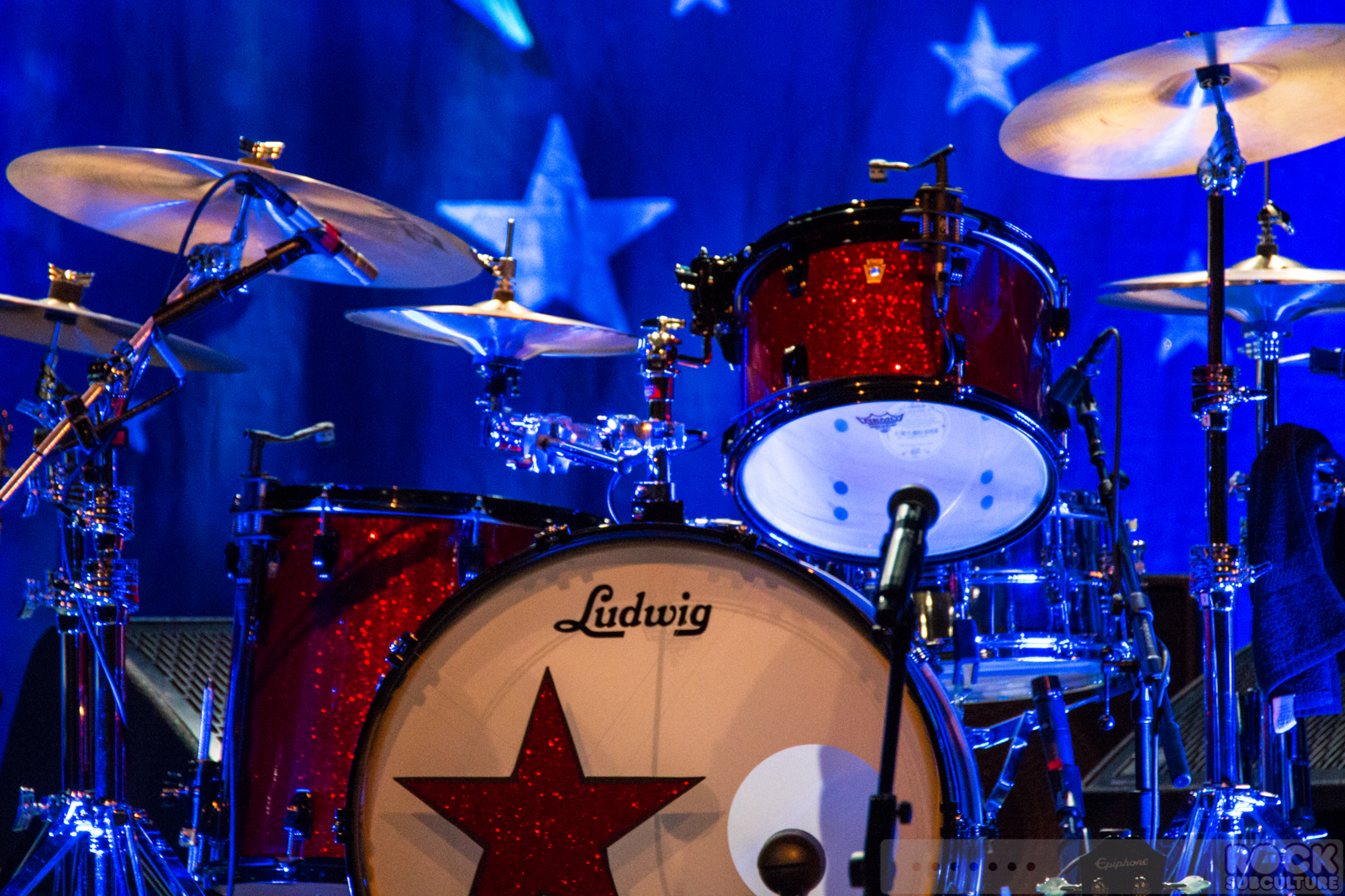 Ringo Starr and His All-Starr Band at City National Civic ...