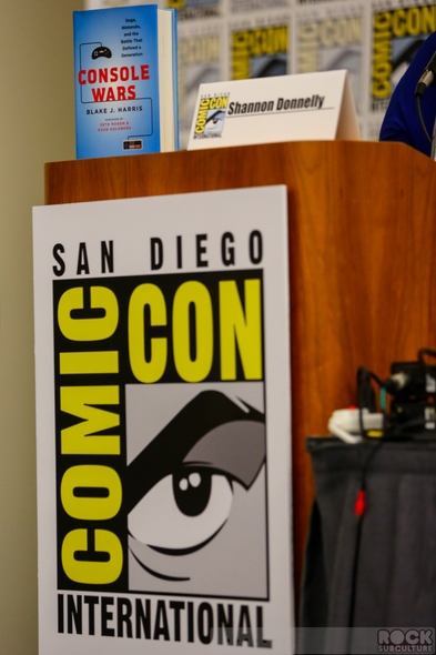 San-Diego-Comic-Con-2014-Console-Wars-Sega-Nintendo-Blake-J-Harris-Tom-Kalinske-16-bit-01-RSJ
