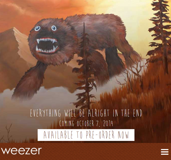 Weezer-Concert-Tour-2014-Live-Everything-Will-be-Alright-In-The-End-Album-Portal