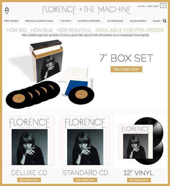 Florence-+-The-Machine-2015-Concert-Tour-Live-Masonic-San-Francisco-Pre-Order-Tickets-Pre-Sale-Album-Portal