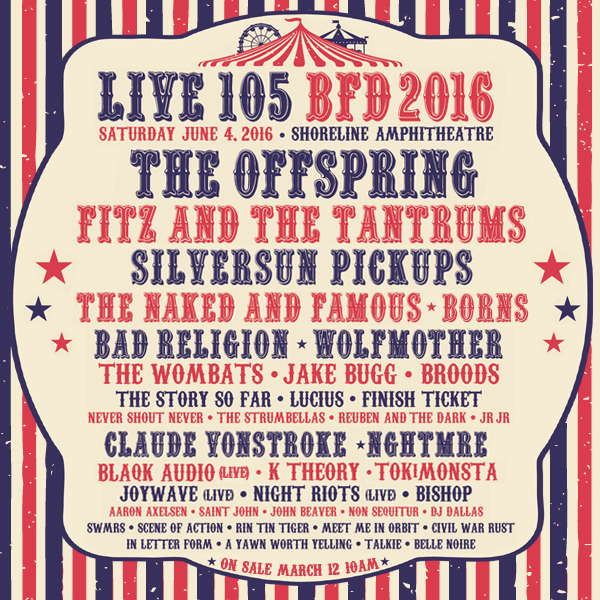 Live-105-BFD-2016-Line-Up-CBS