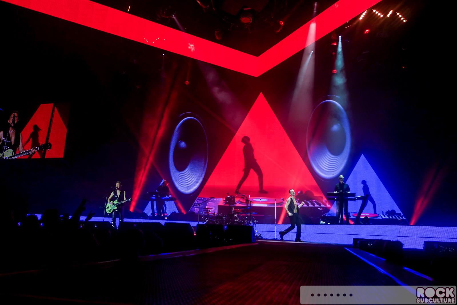 Depeche Mode Delta Machine Tour European Leg At The O2