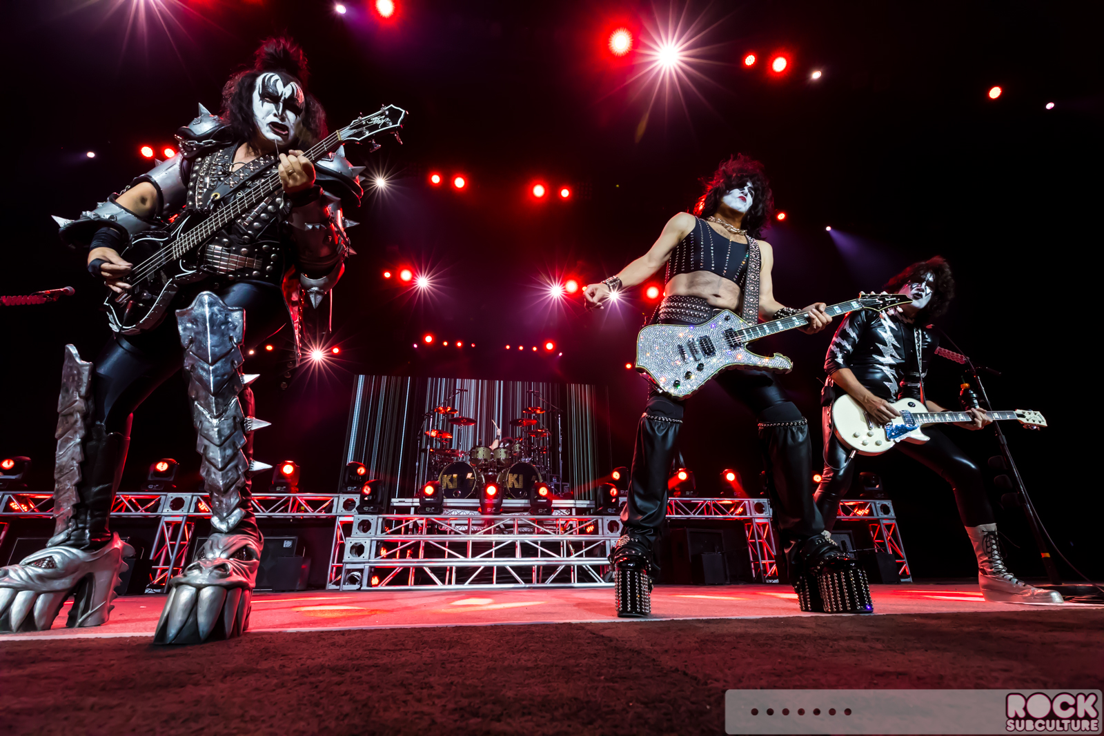 Kiss Freedom To Rock Tour Setlist