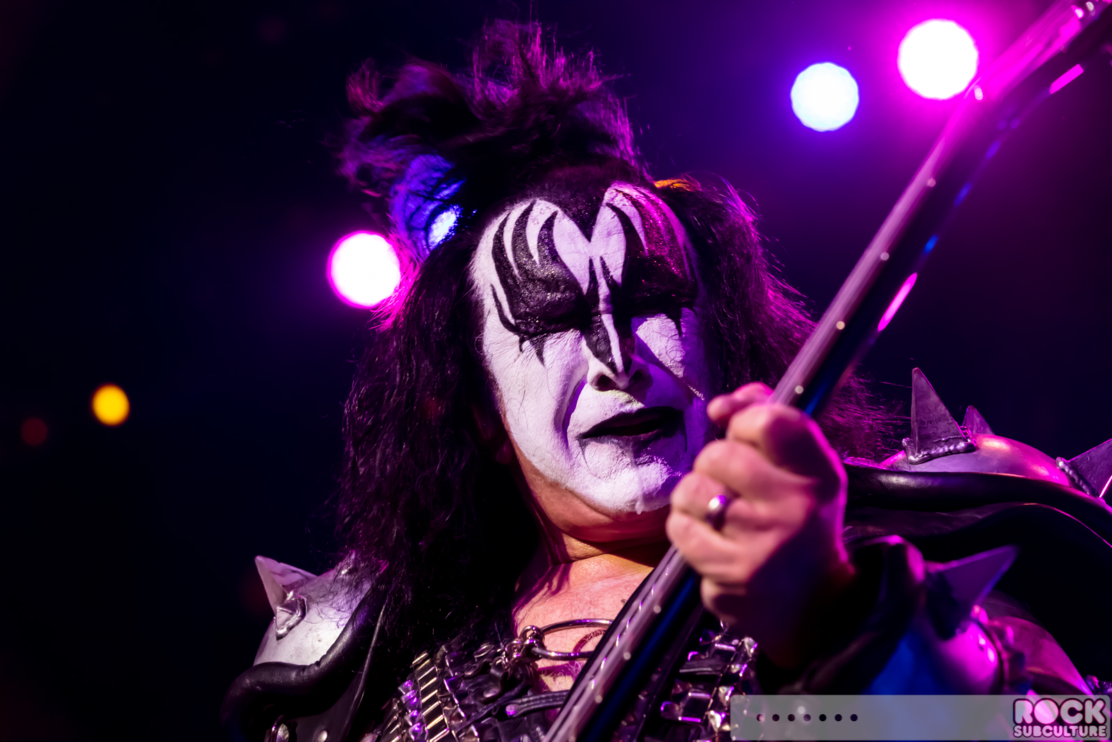 Kiss Freedom To Rock Tour  Setlist