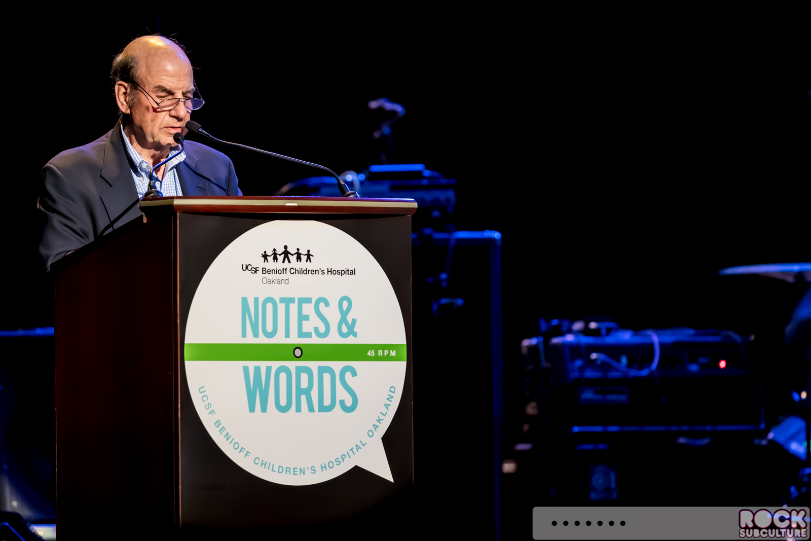 Notes & Words 2017: Benefit For UCSF Benioff Children's